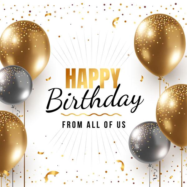 March Happy Birthday Celebrations