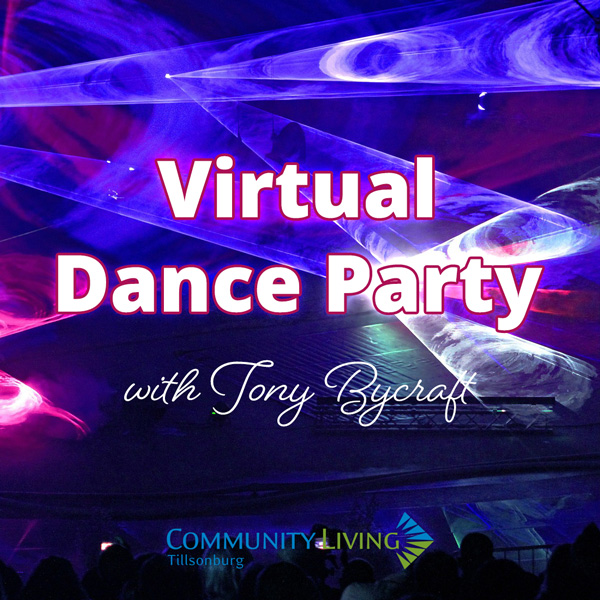 Dance Party with Tony Bycraft