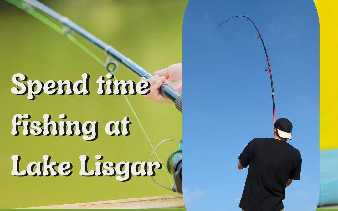Fishing at Lake Lisgar