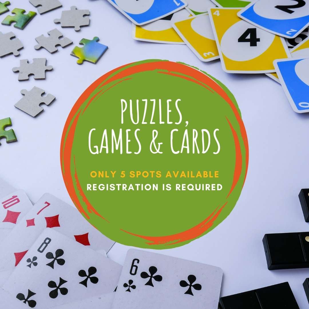 Puzzles Games and Cards